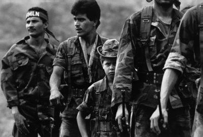 Guerrilla-El Salvador