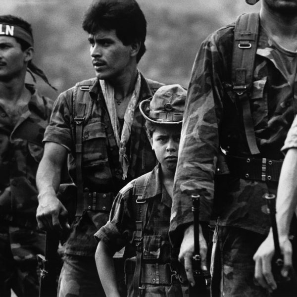 Guerrilla-El-Salvador