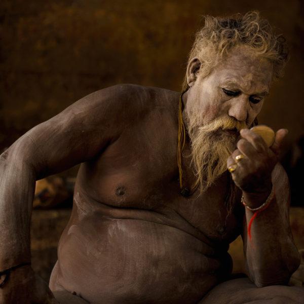 Naga-monks,-Kubh-Mela---India_2