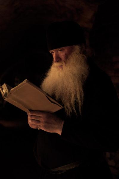 Orthodox Monk Russia