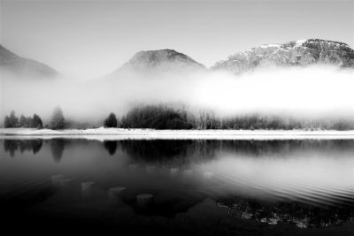 Foggy Buttle Lake