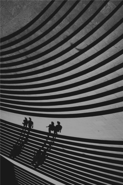 Inside The Abacus -Shanghai