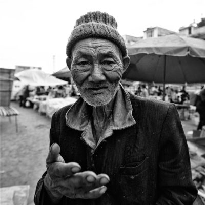The Man Who Spoke With His Hands ~ Yunnan